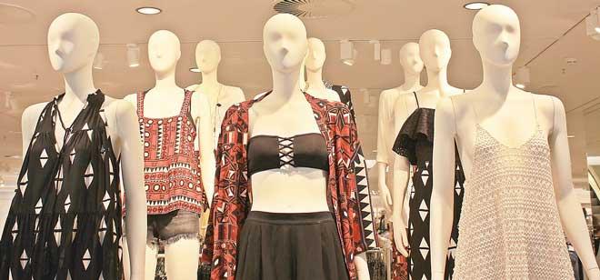 acessorios para montar loja de roupas