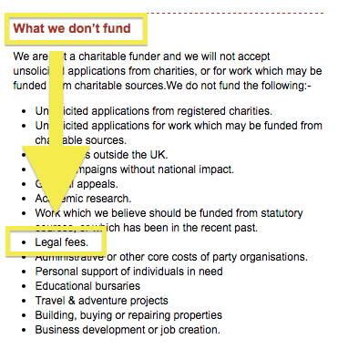 do not fund