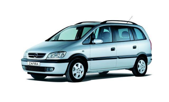 Opel Zafira A 1998. – 2005.