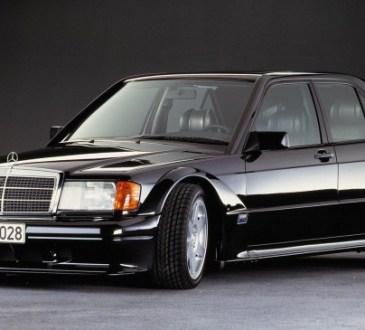 Mercedes 190 E 2.5-16