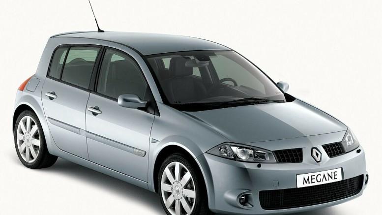 Renault Megan 2 2002. – 2009.