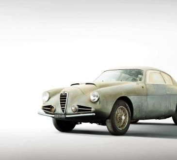 Alfa Romeo 1900 Super Sport Zagato