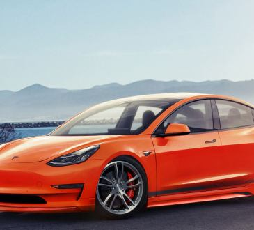 Unplugged Performance Tesla Model 3