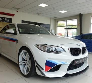 BMW M2 Clubsport Lightweight