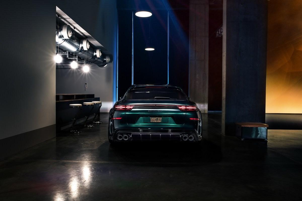 TechArt Porsche Panamera Sport Turismo Grand GT