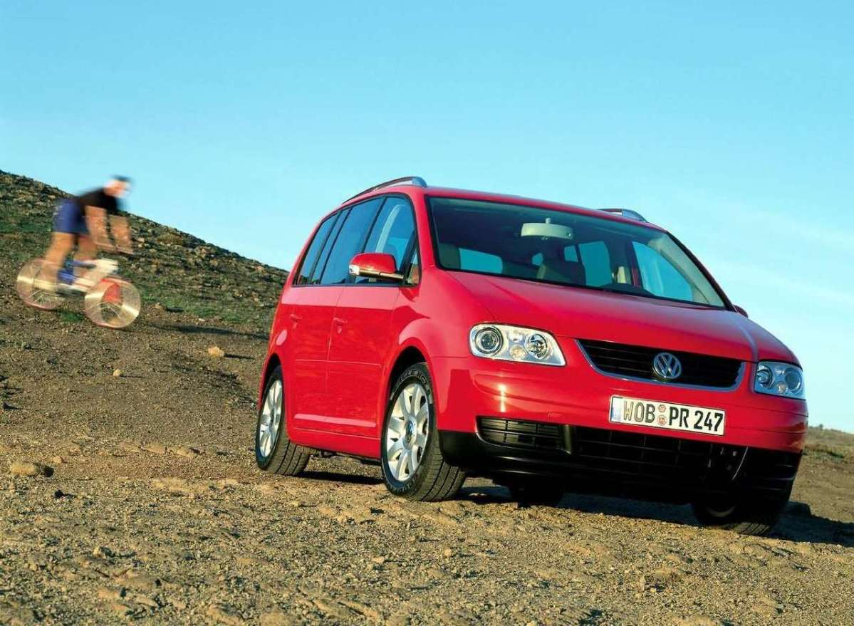 VW TOURAN (1. GEN) ( OD 2003. - 2010.)