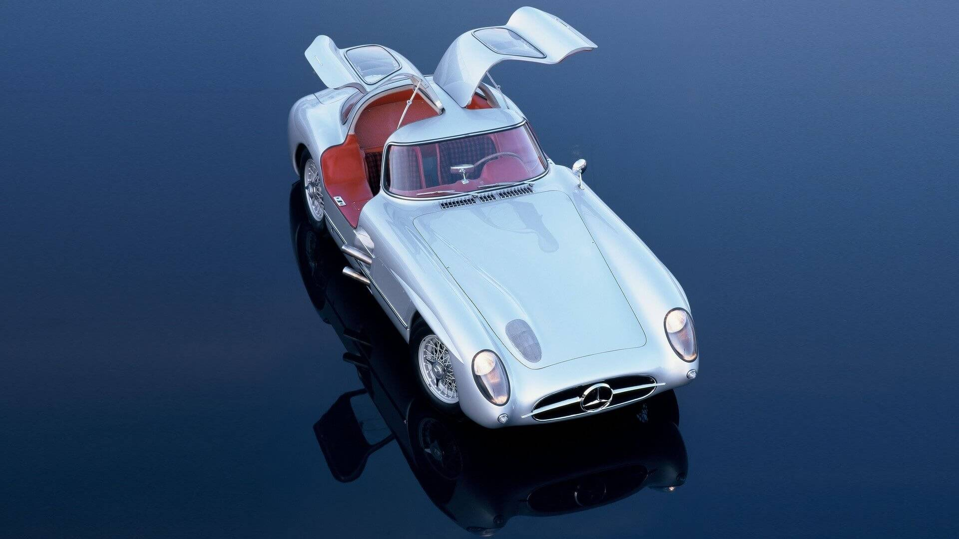 Mercedes-Benz 300 SLR Uhlenhaut Coupe
