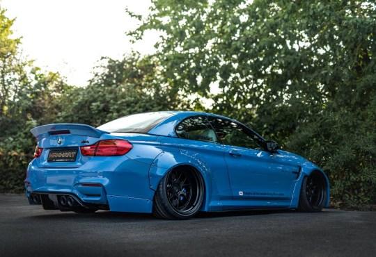 Manhart BMW M4 Cabrio