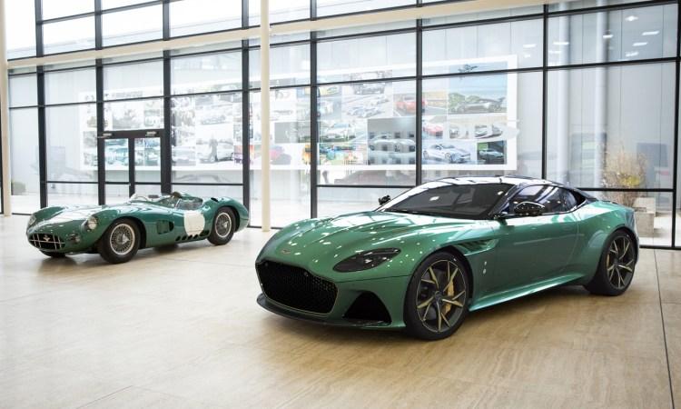 Aston Martin DBS 59