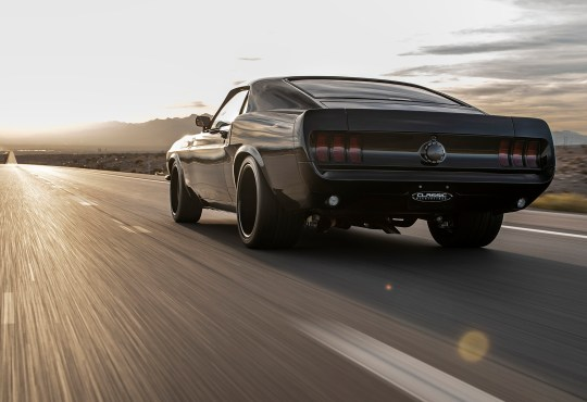 Classic Recreations 1969 Boss 429 Mustang