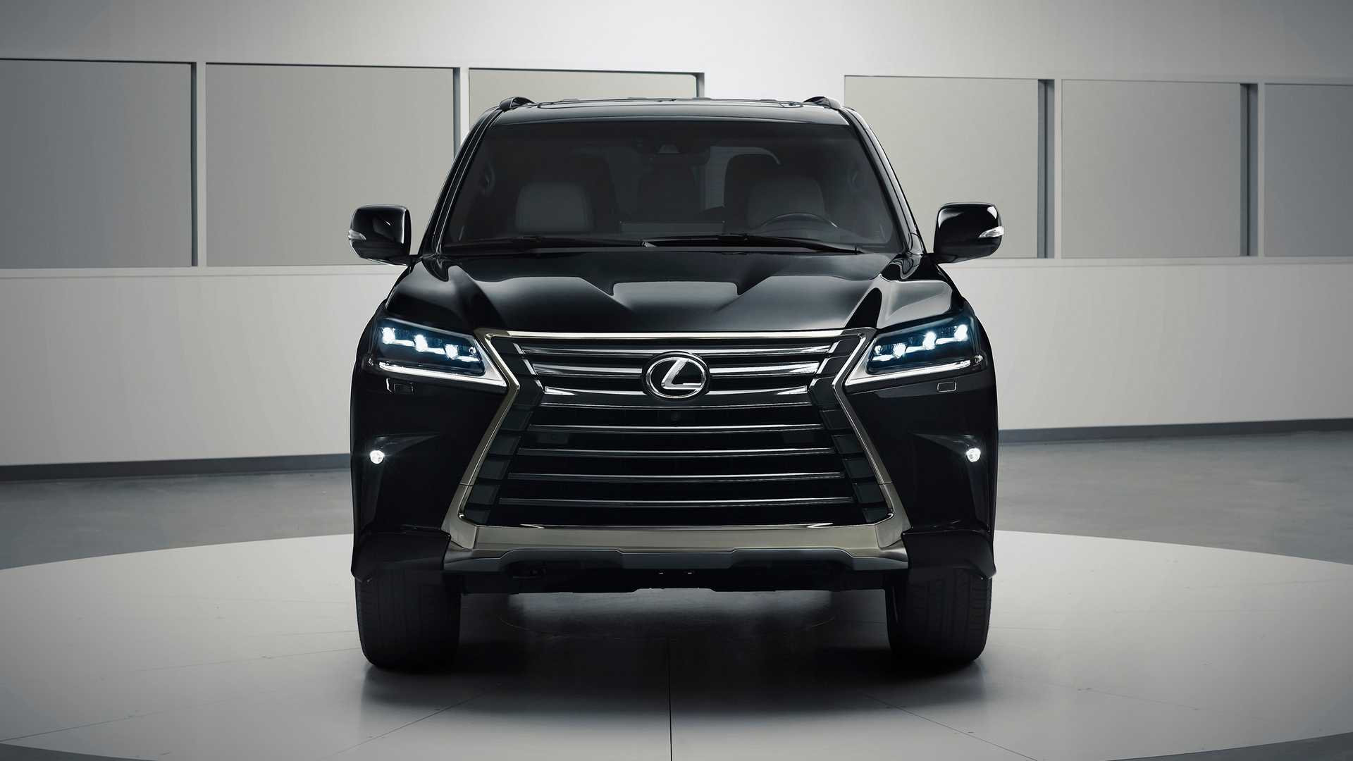 Lexus LX Inspiration Series 2019