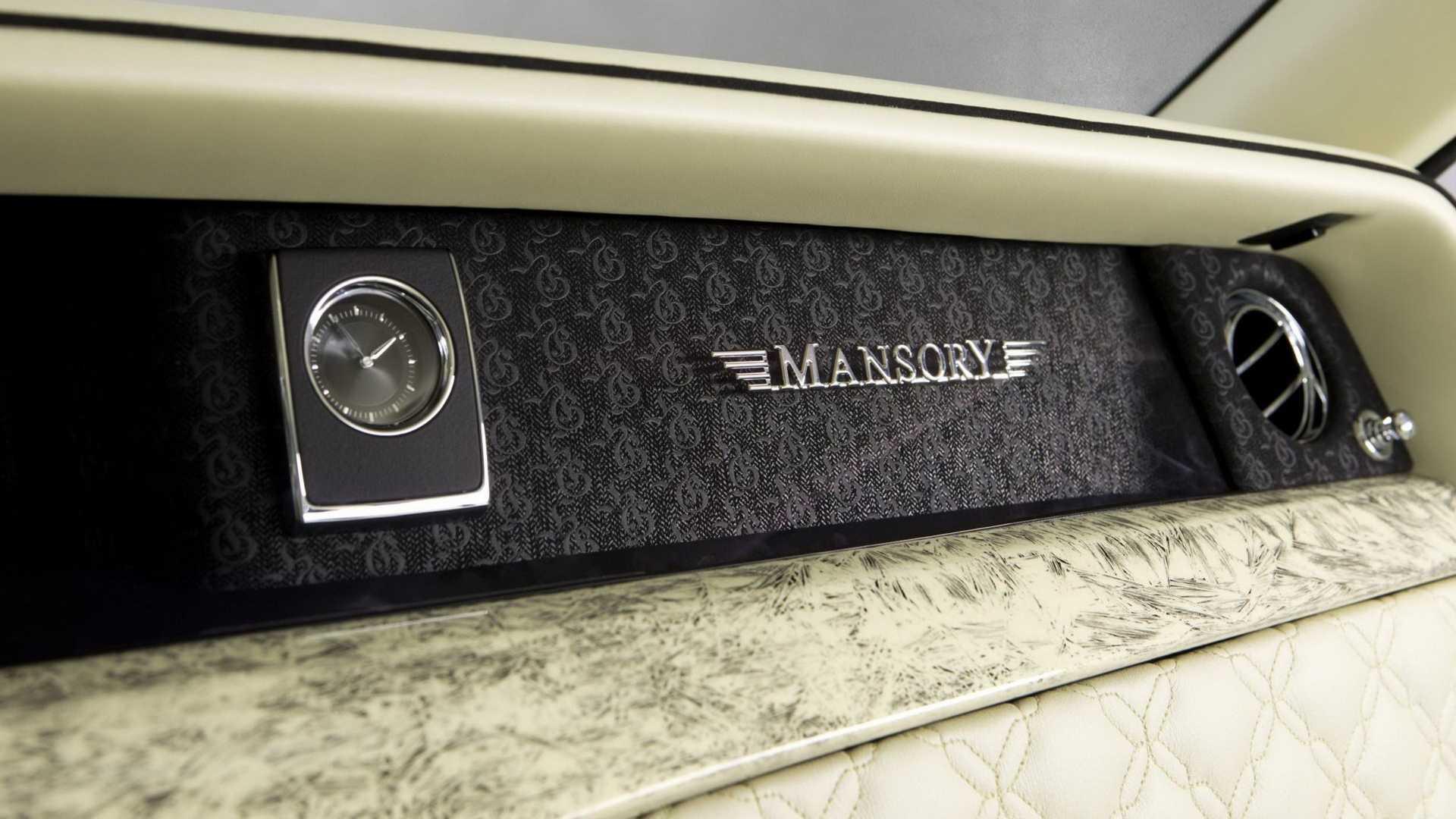 Mansory Rolls-Royce Phantom