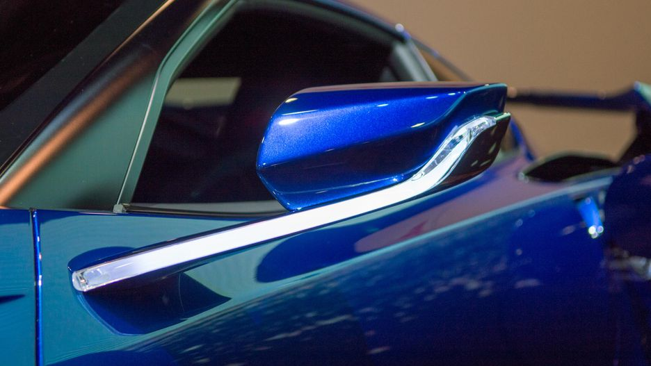 Genovation GXE - Corvette na struju