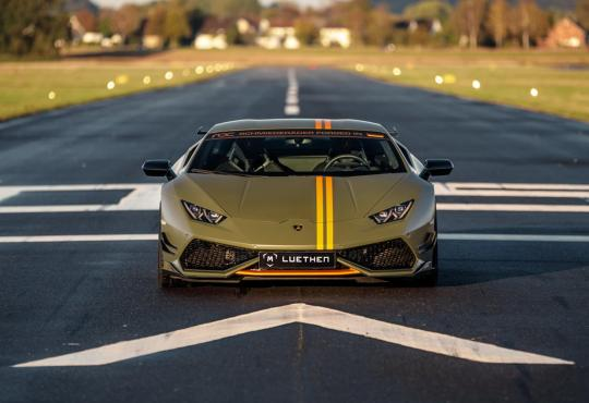 Luethen Motorsport Lamborghini Huracan Avio
