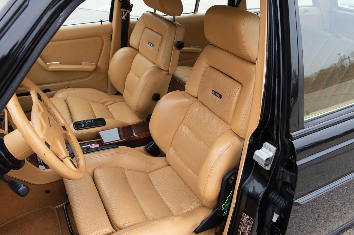 Mercedes 500TE AMG