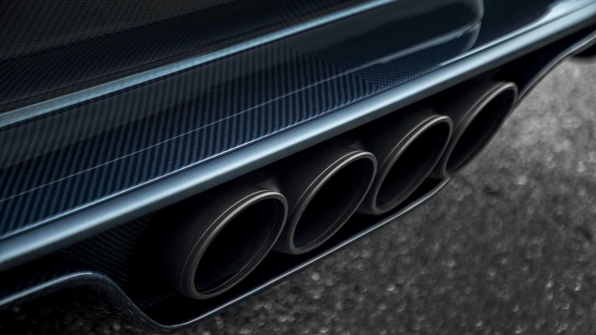 Bugatti Chiron Sport 110 ans Bugatti