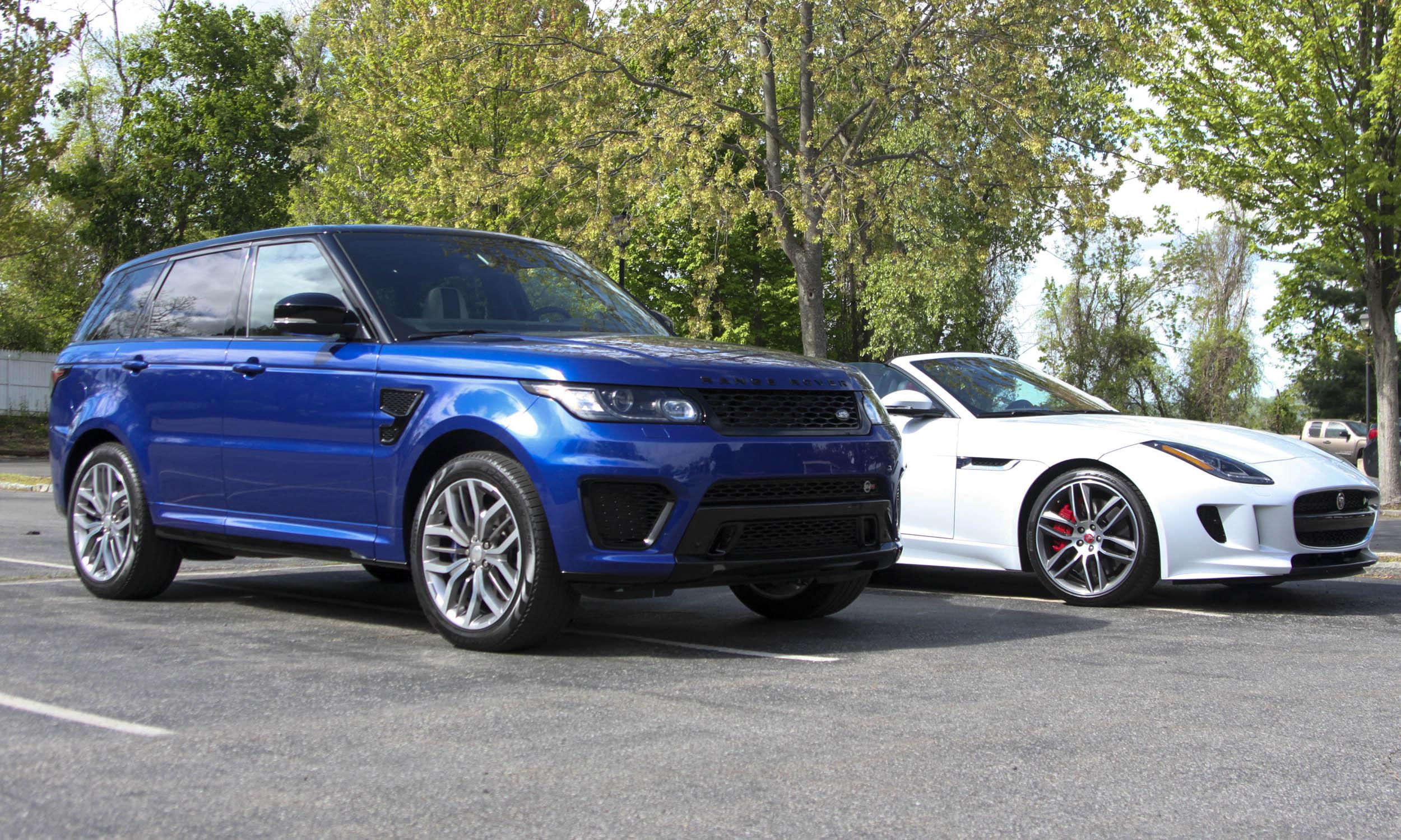 2015 Land Rover Range Rover Sport SVR First Drive Review AutoNXT