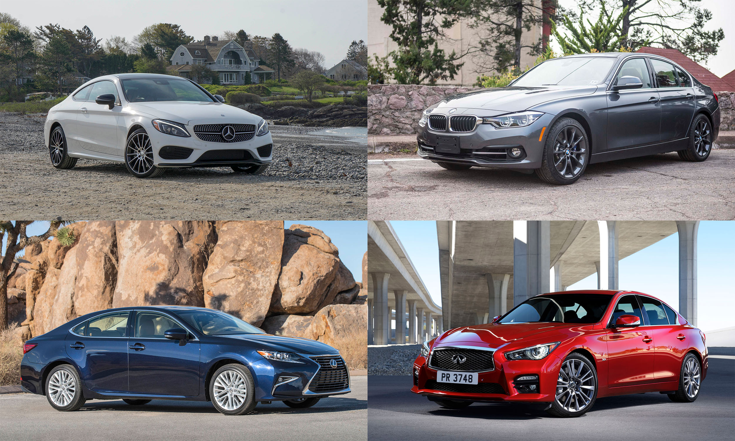 Best Selling Luxury Cars in America AutoNXT