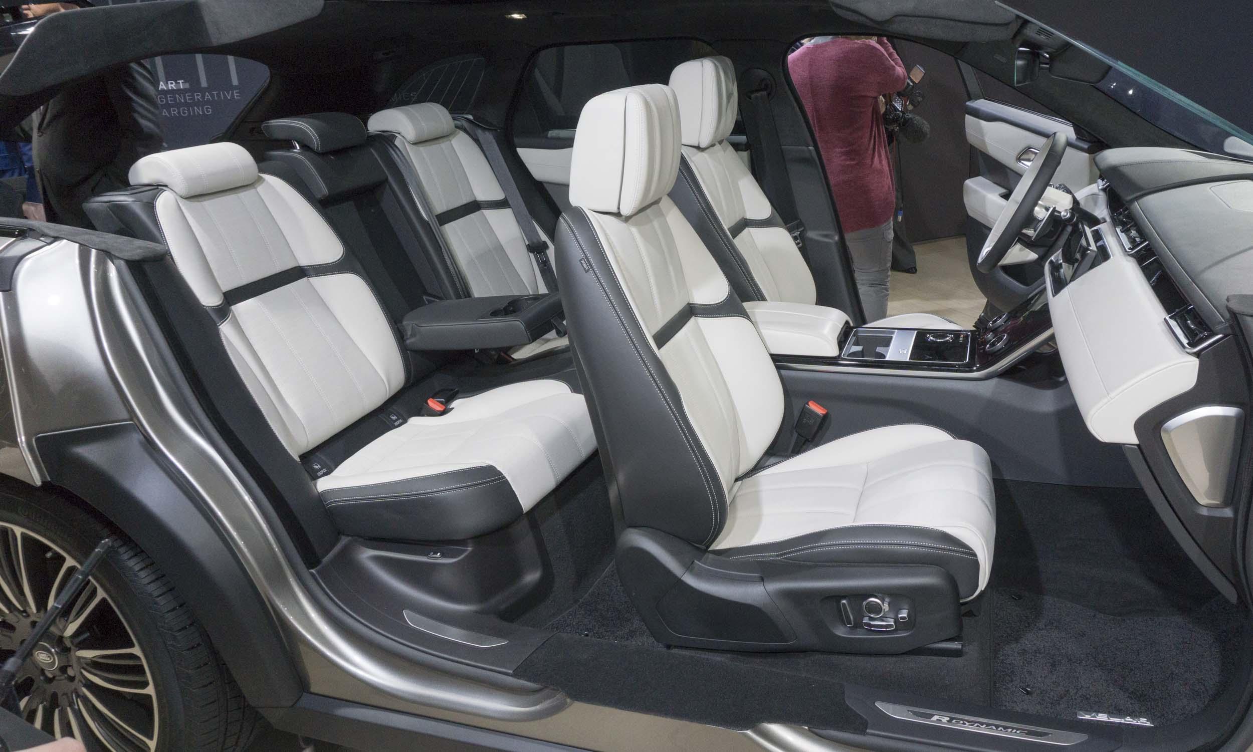 2017 Geneva Motor Show Range Rover Velar AutoNXT