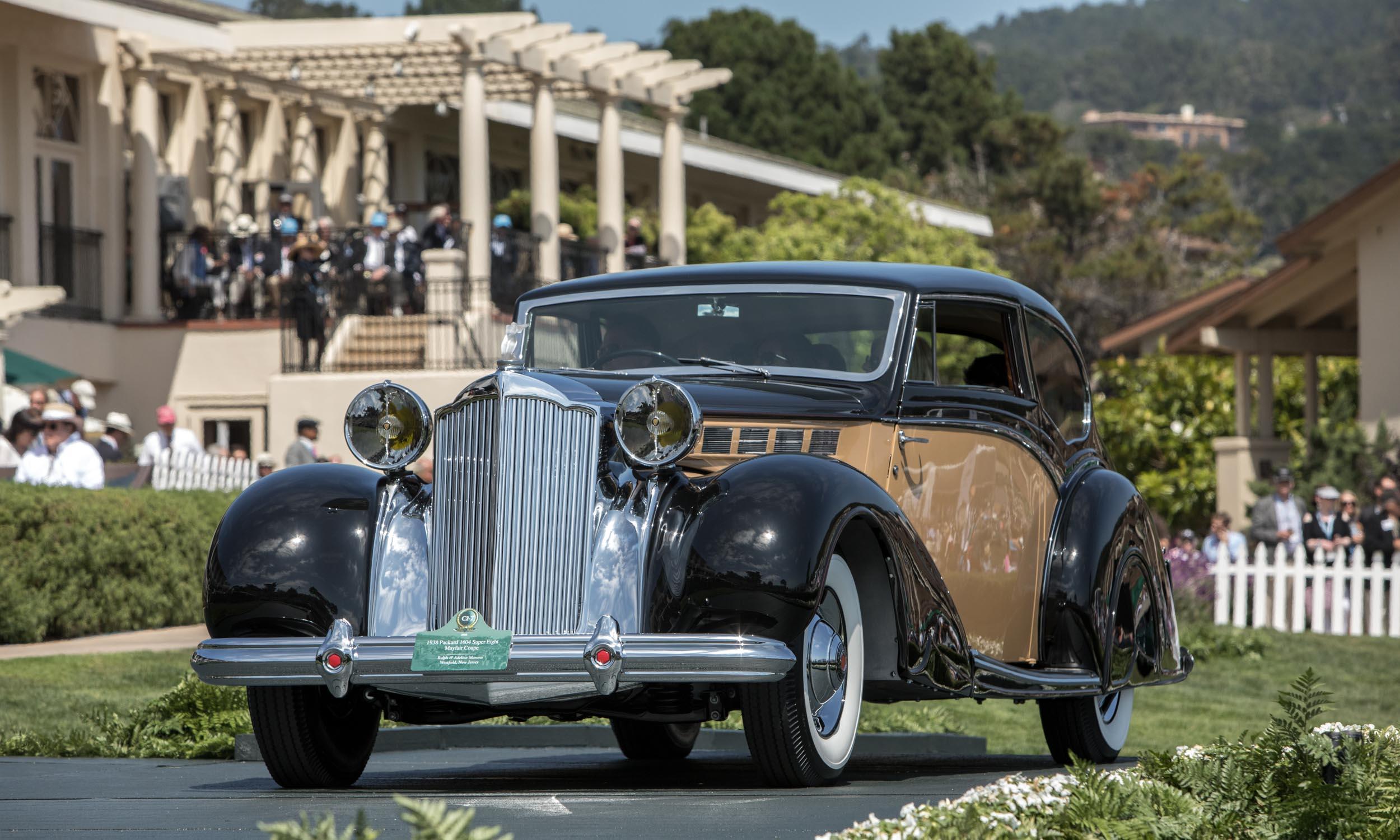 1934 Packard Pebble Beach