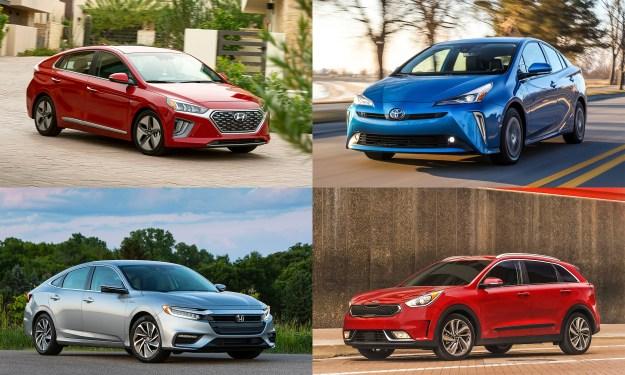 © Hyundai Motor America; Toyota Motor Sales; Kia Motors America; American Honda Motor Company