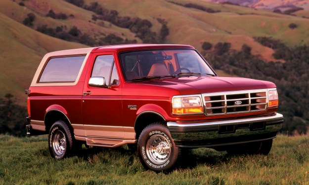 Ford Bronco Then And Now Automotive Industry News Car Reviews