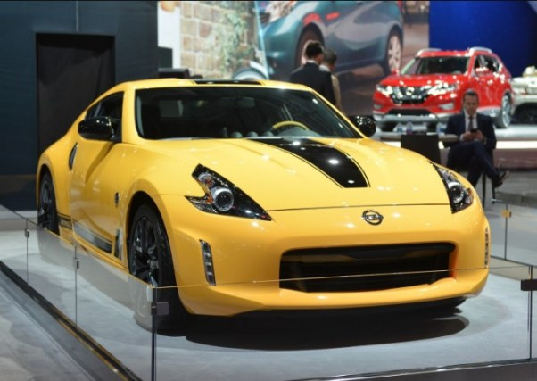 2020 Nissan Sport 370z Coupe Concept Release Date Price