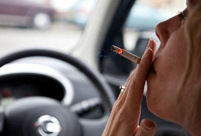 Autot ja tupakointi