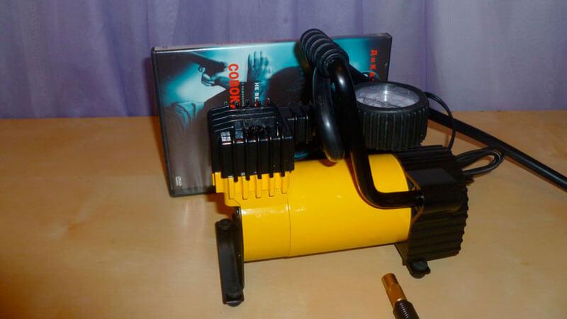 как выбрать автомобильный компрессор для подкачки шин