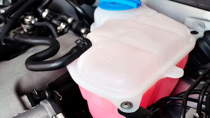 как выбрать охлаждающую жидкость для авто