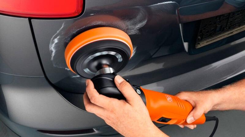 шлифовальная машинка для полировки авто