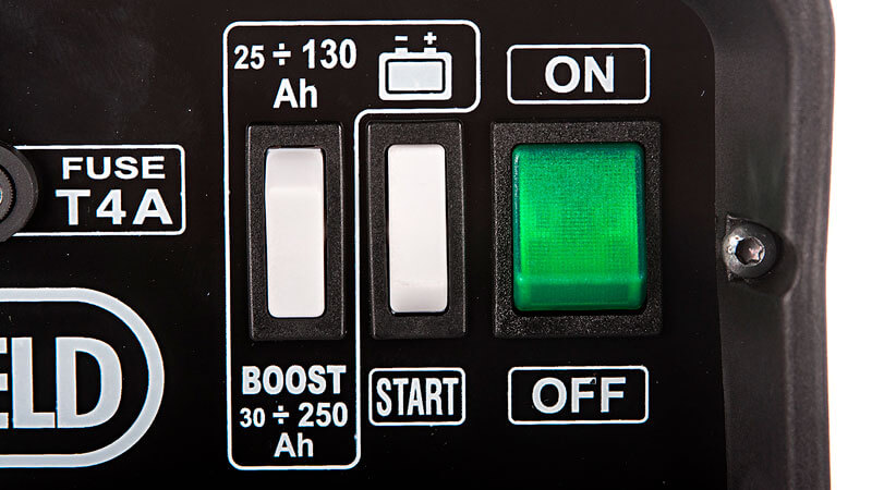 пуско-зарядное устройство для автомобильного аккумулятора