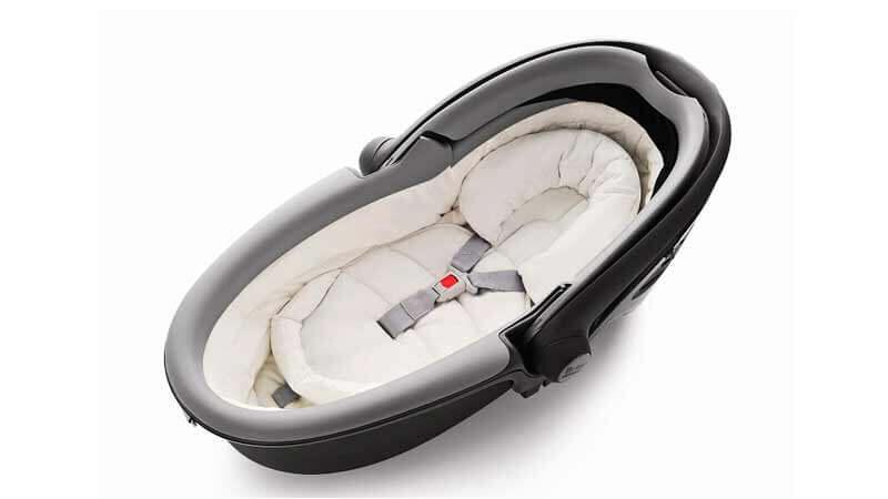 как крепить детское кресло в автомобиле ремнями