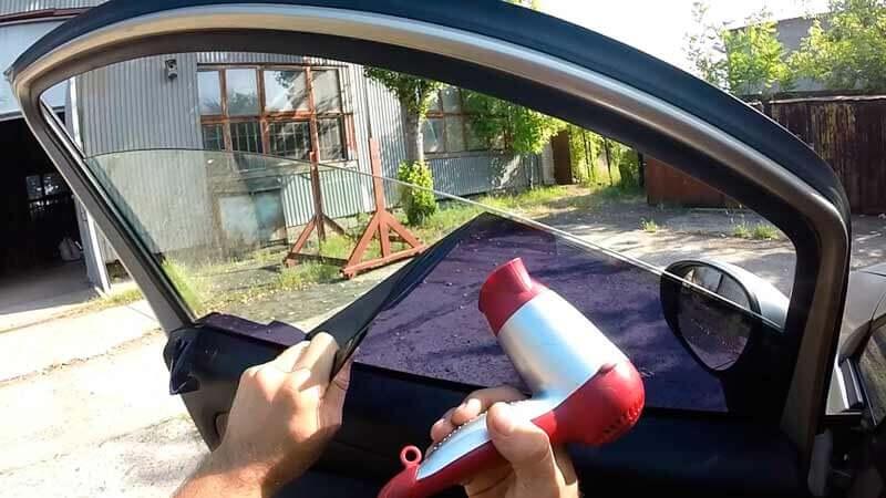 тонировка передних боковых стекол по госту