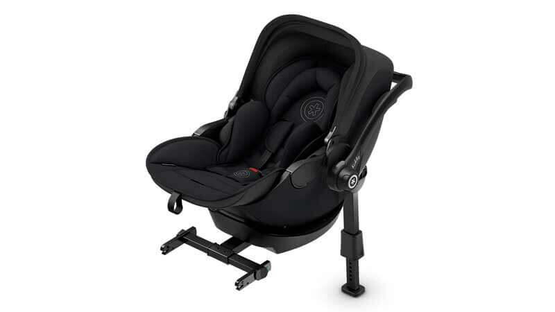 установка детского кресла в автомобиль