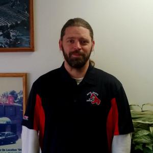 Tim Gordon - Salesman for Auto Parts of Shelby