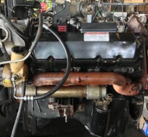 Ford F250  F350  F450  F550 Engine 73L Diesel 2001