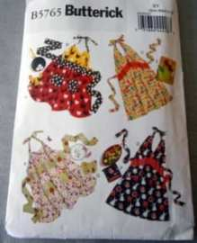 apron one pattern