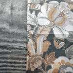 master bedroom fabric