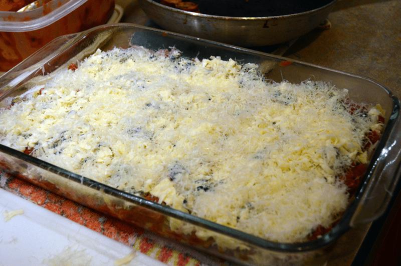 grannie geek, lasagna layer four