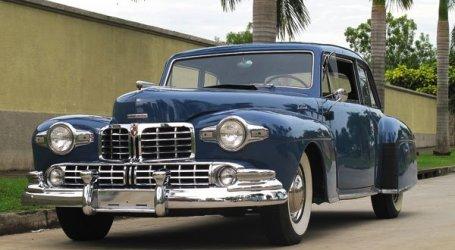Lincoln Continental 1948, el ultimo Clásico