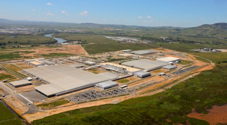 Nissan inaugura complejo industrial en Resende, Río de Janeiro, Brasil