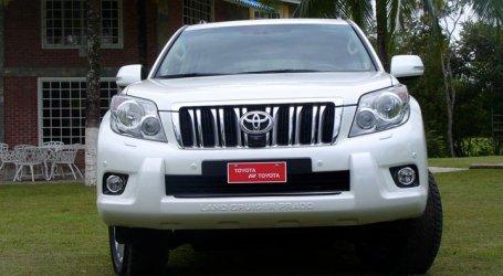 Toyota deberá revisar unos 20,000 autos en Panamá