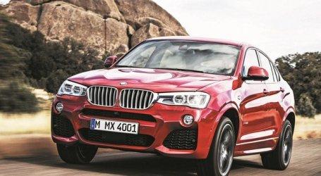 BMW X4, el mas reciente modelo de la marca alemana