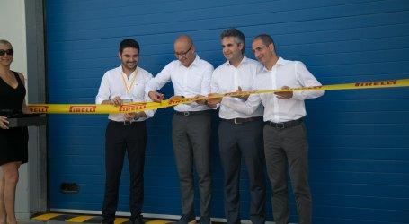 Pirelli inaugura Centro de Distribución para Centroamérica