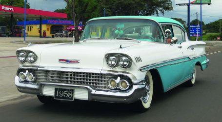 Chevrolet Biscayne 1958, capsula de tiempo