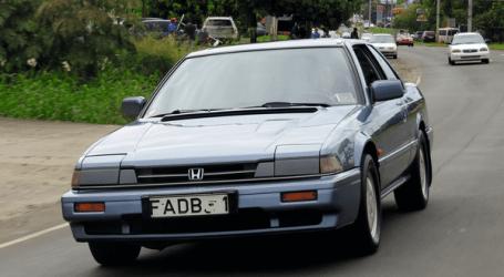 Honda Prelude 1986, sobreviviente sin nombre