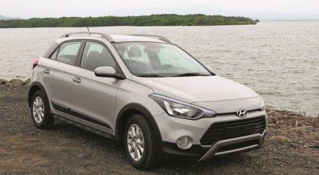 Hyundai i20 Cross. Dando en el blanco
