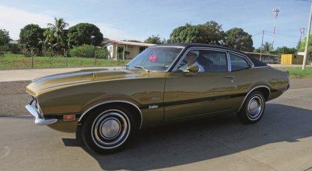 Ford Maverick Grabber 1972. Inmortal