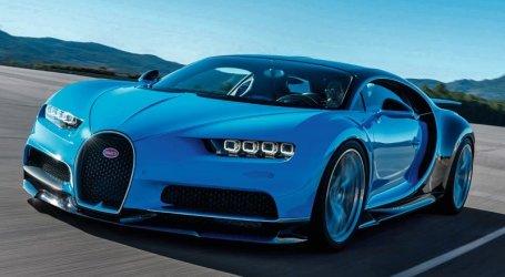 Bugatti Chiron, la máquina más potente del planeta